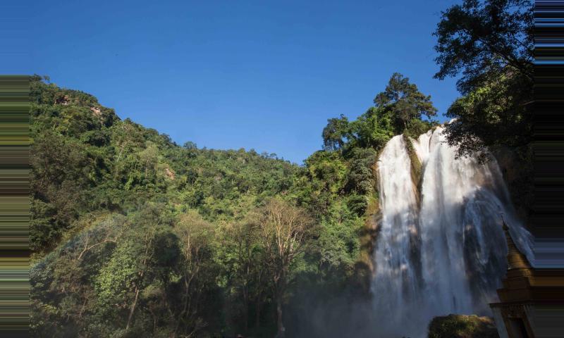 Cataratas Anisakan