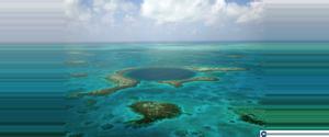 Belize Parque Nacional Blue Hole