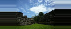Belize Caracol Ruins