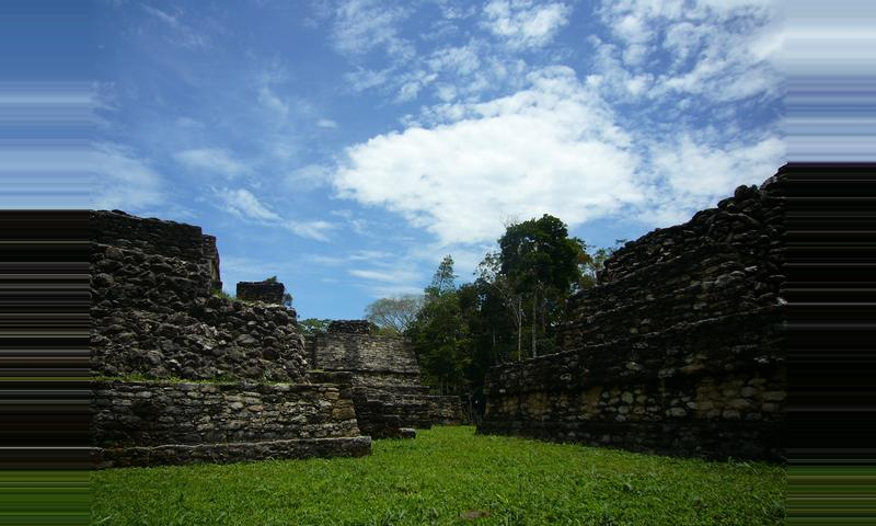 Ruinas de Caracol