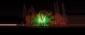 Peru Magic Fountain Circuit