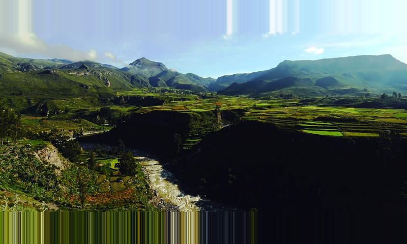 Cañón Colca