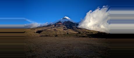 Ecuador Cotopaxi National Park