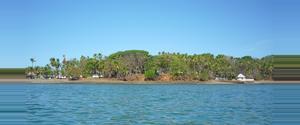 Panama Gobernadora Island