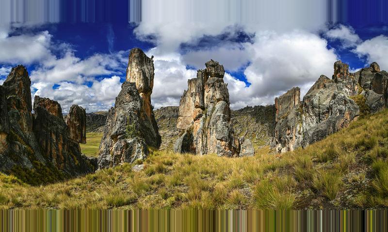 Bosque de Piedras Huayllay
