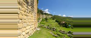 Peru Kuelap Fortress