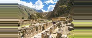 Peru Ollantaytambo Fortress