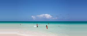 Cuba Pilar Beach