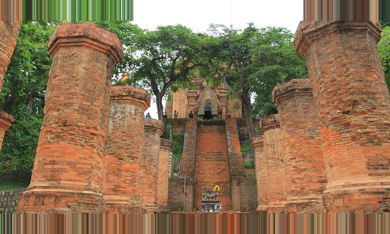Po Nagar Tower