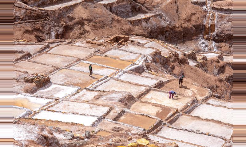 Minas de Sal Maras
