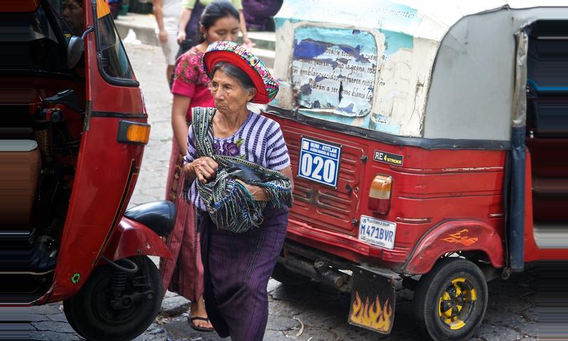 Santiago Atitlan Friday Market