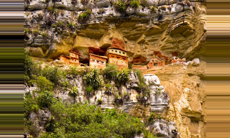 Tombs of Revash