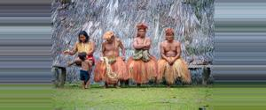 Peru Yagua Tribe