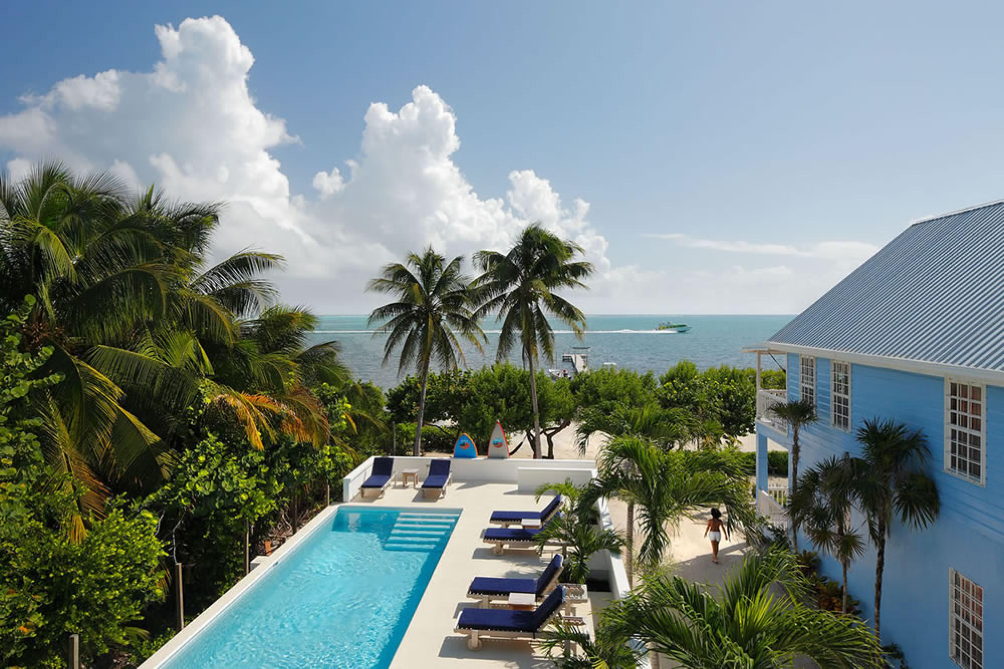 Hoteles Belice - Weezie's Cayo Caulker