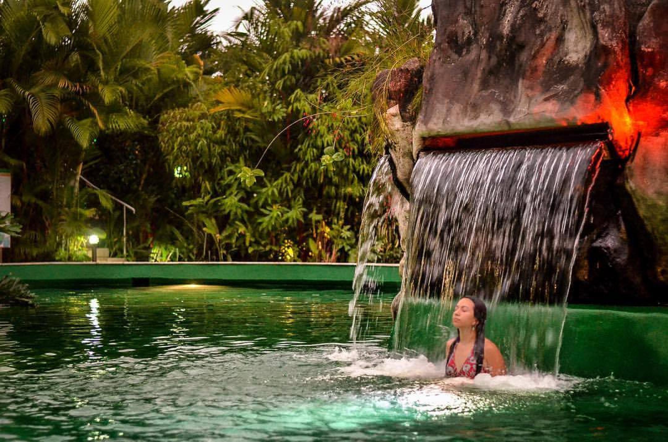 Paradise Hot Springs Resort