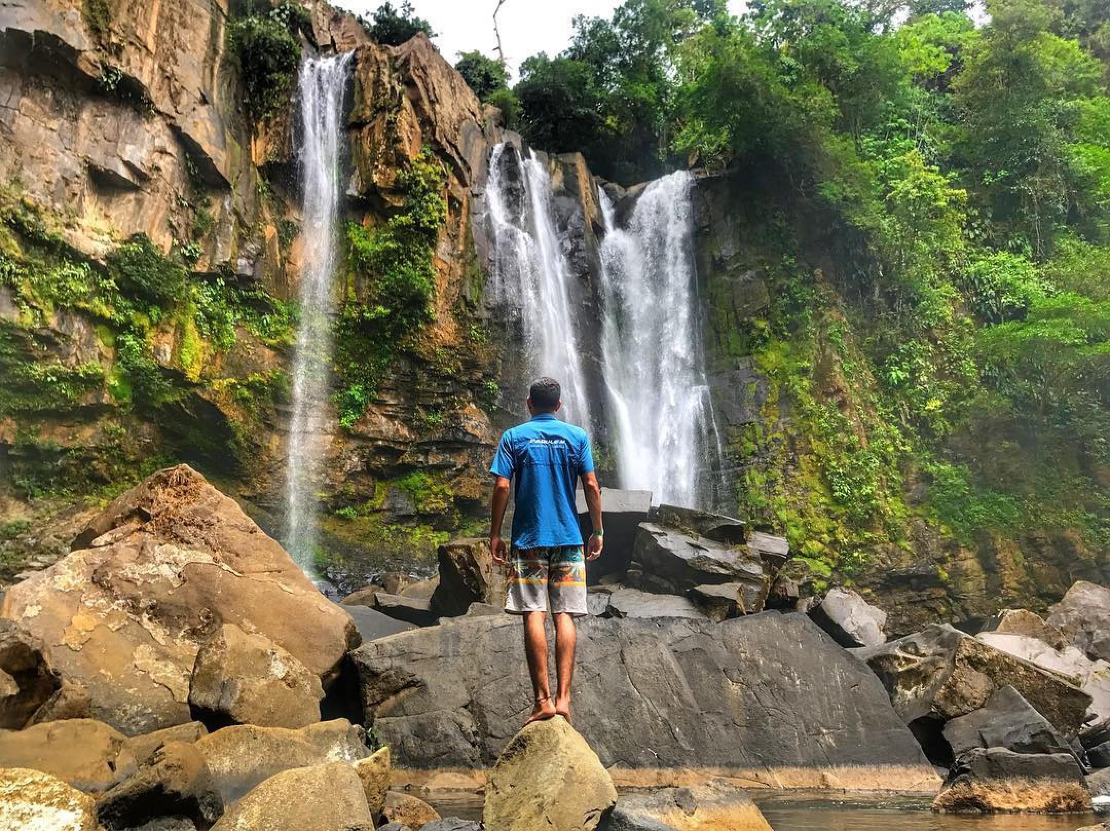 Waterfall Full-Day Tour