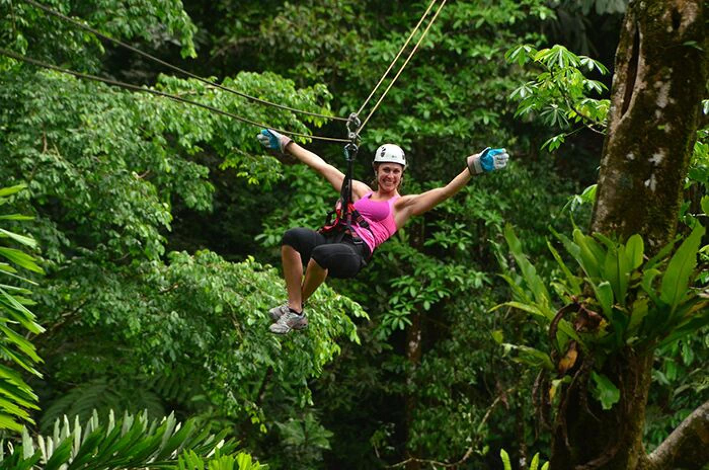 Midworld Canopy Tour