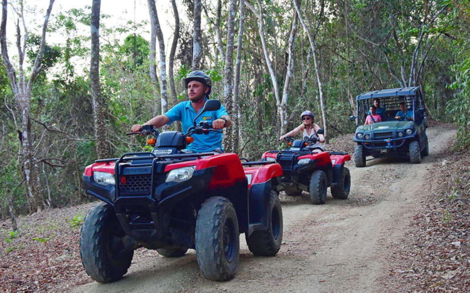 ATV Tour Safari