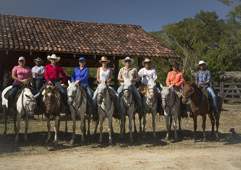 Hacienda Arío Cowboy Experience