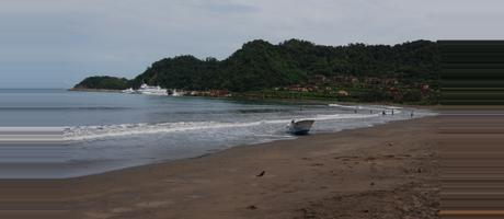 Costa Rica Playa Herradura