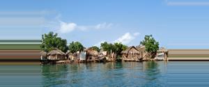Panama Isla Achutupu