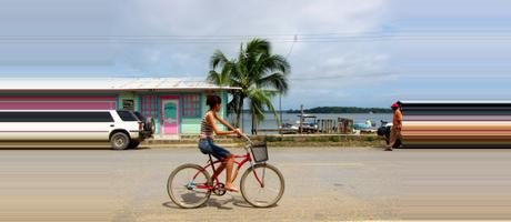 Panama Bocas Town