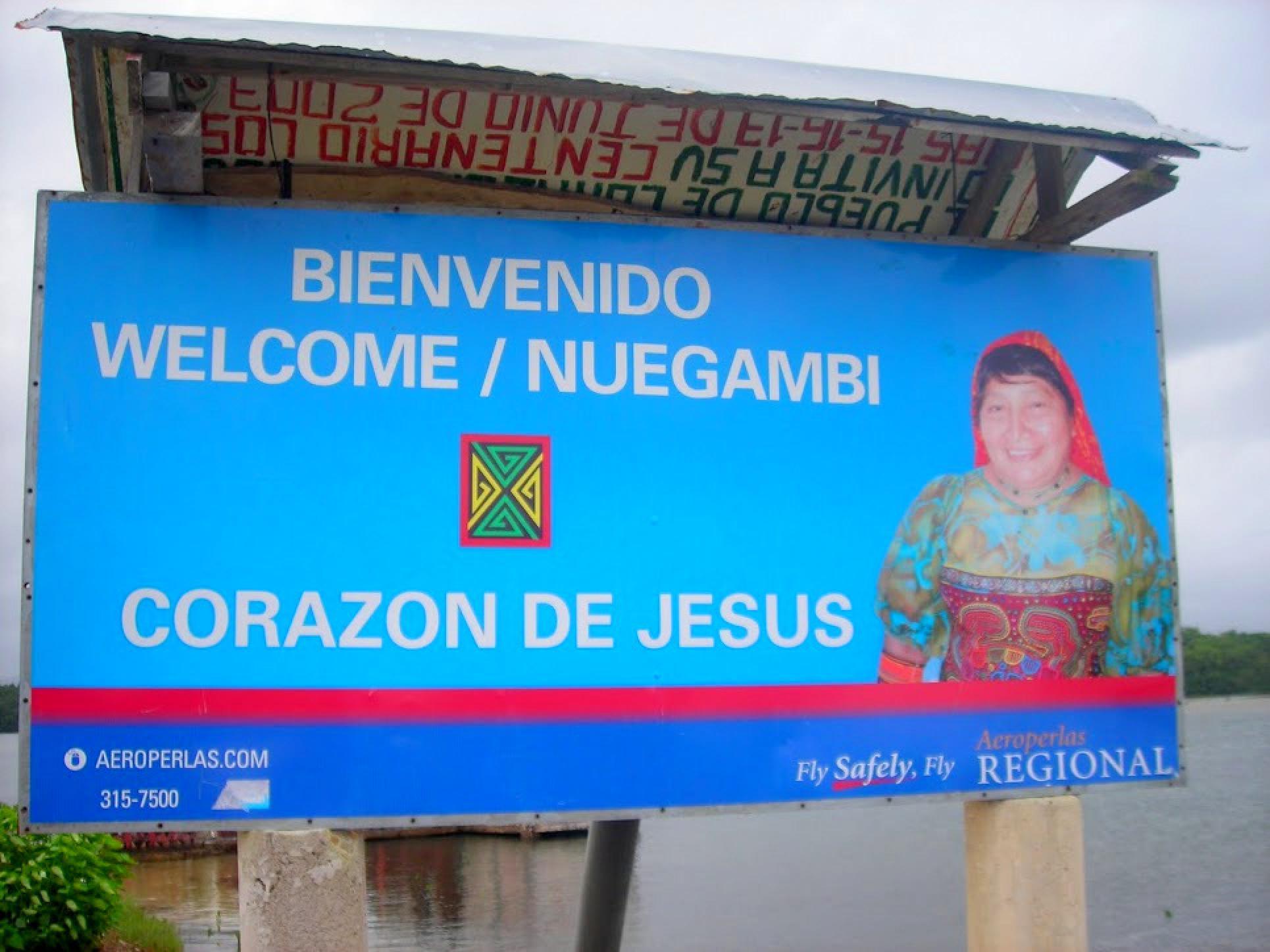 Corazón de Jesús and Narganá