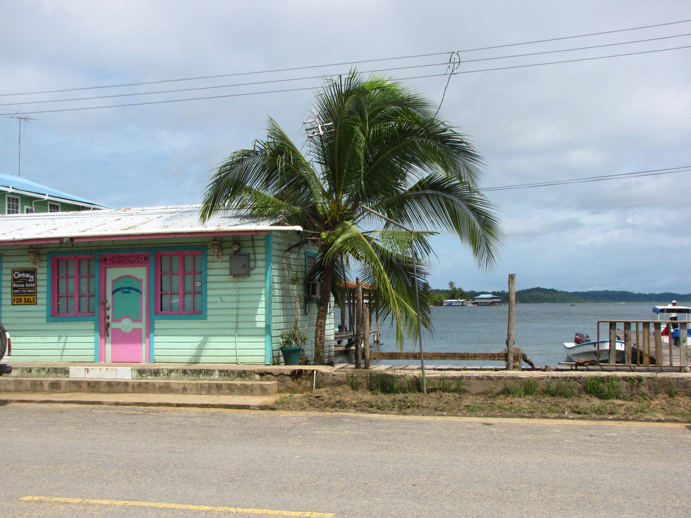 Isla Colón