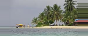 Panama Isla Diabla