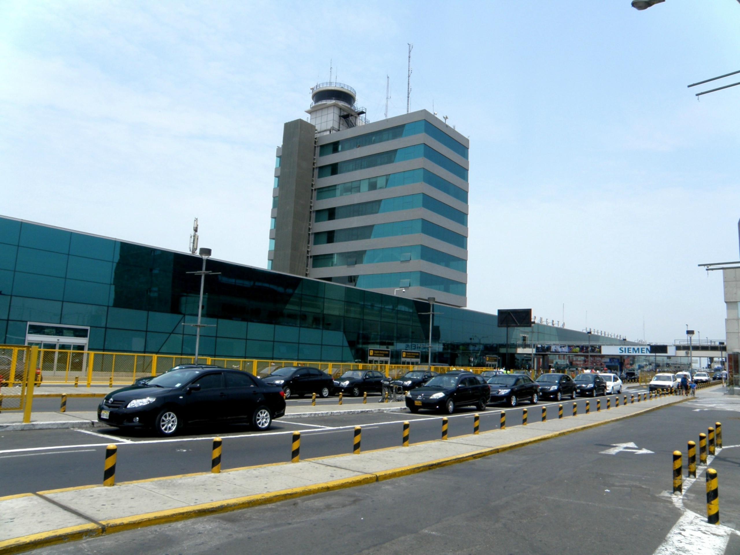 Jorge Chávez Airport