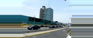 Peru Jorge Chávez Airport