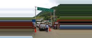 Guatemala La Mesilla (frontera México)