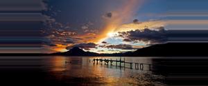 Guatemala Lago de Atitlán