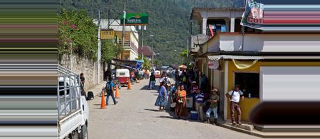 Guatemala Lanquín, Alta Verapaz