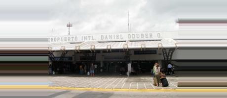 Costa Rica Liberia Airport