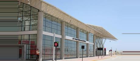 Peru Pisco Airport