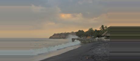 Panama Playa El Palmar