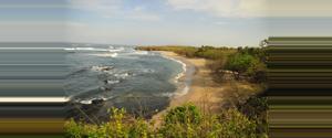 Costa Rica Playa Junquillal