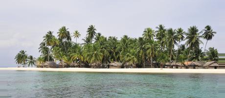 Panama Isla Senidup