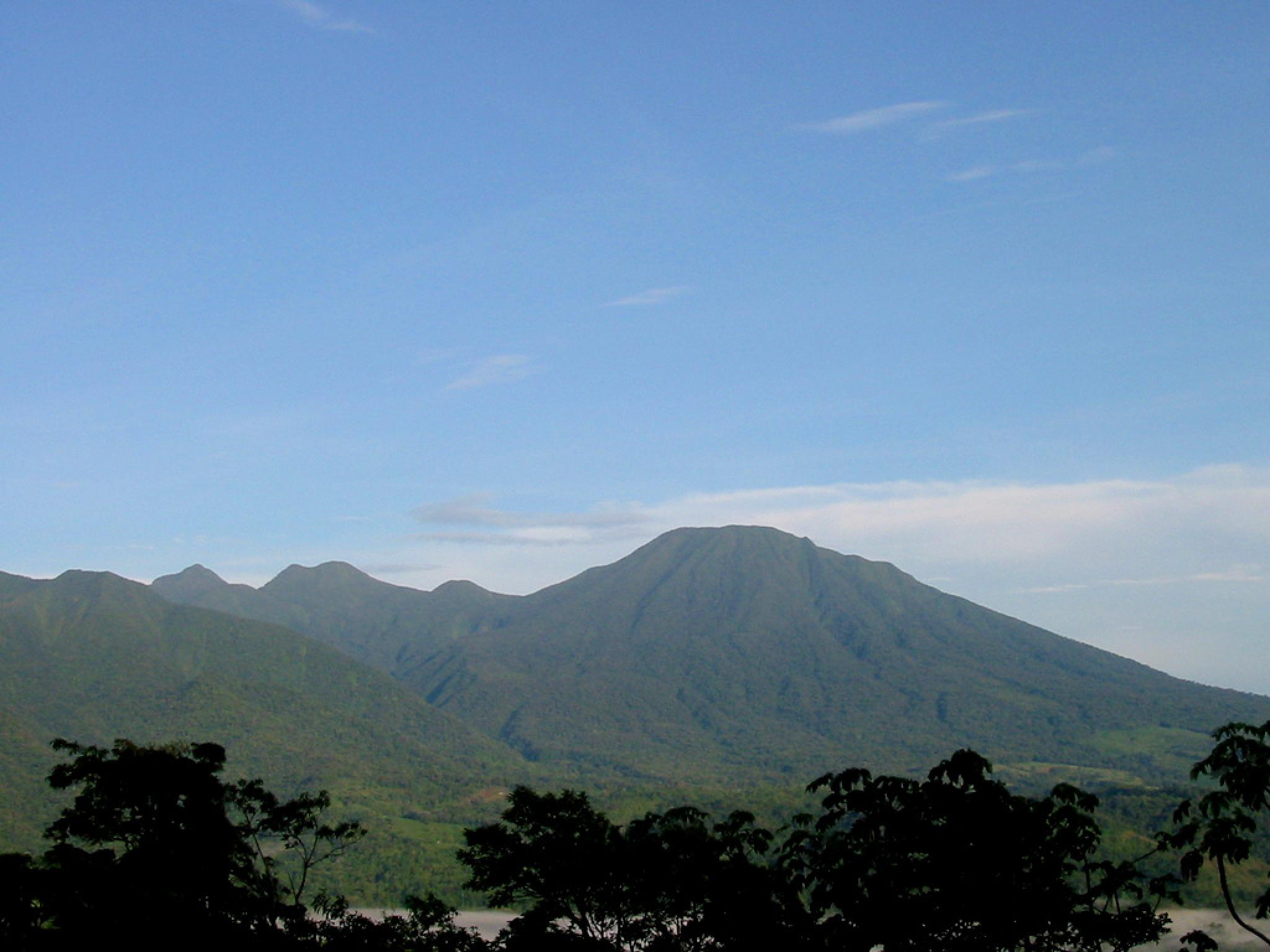 Tenorio and Miravalles Volcano