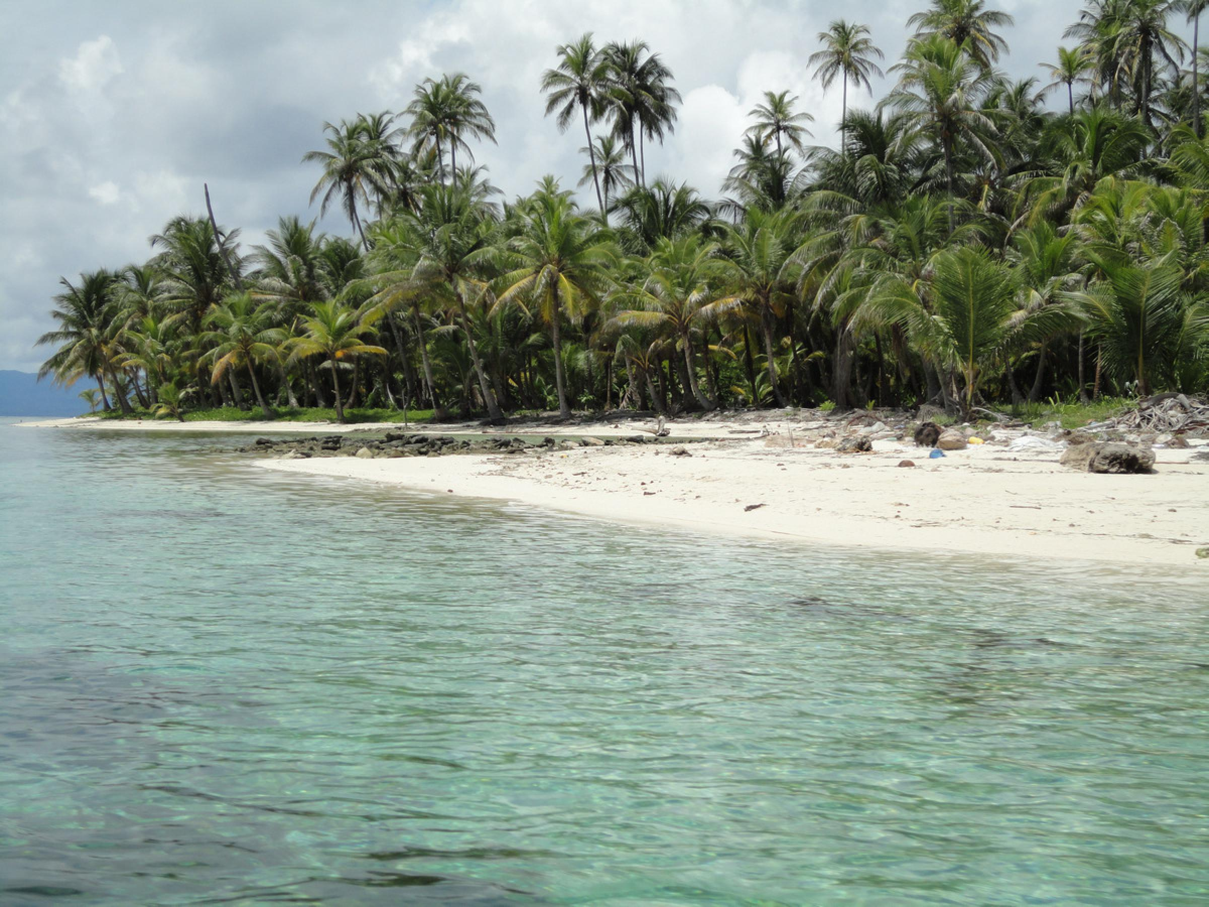 Isla Uaguitupo