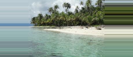 Panama Isla Uaguitupo