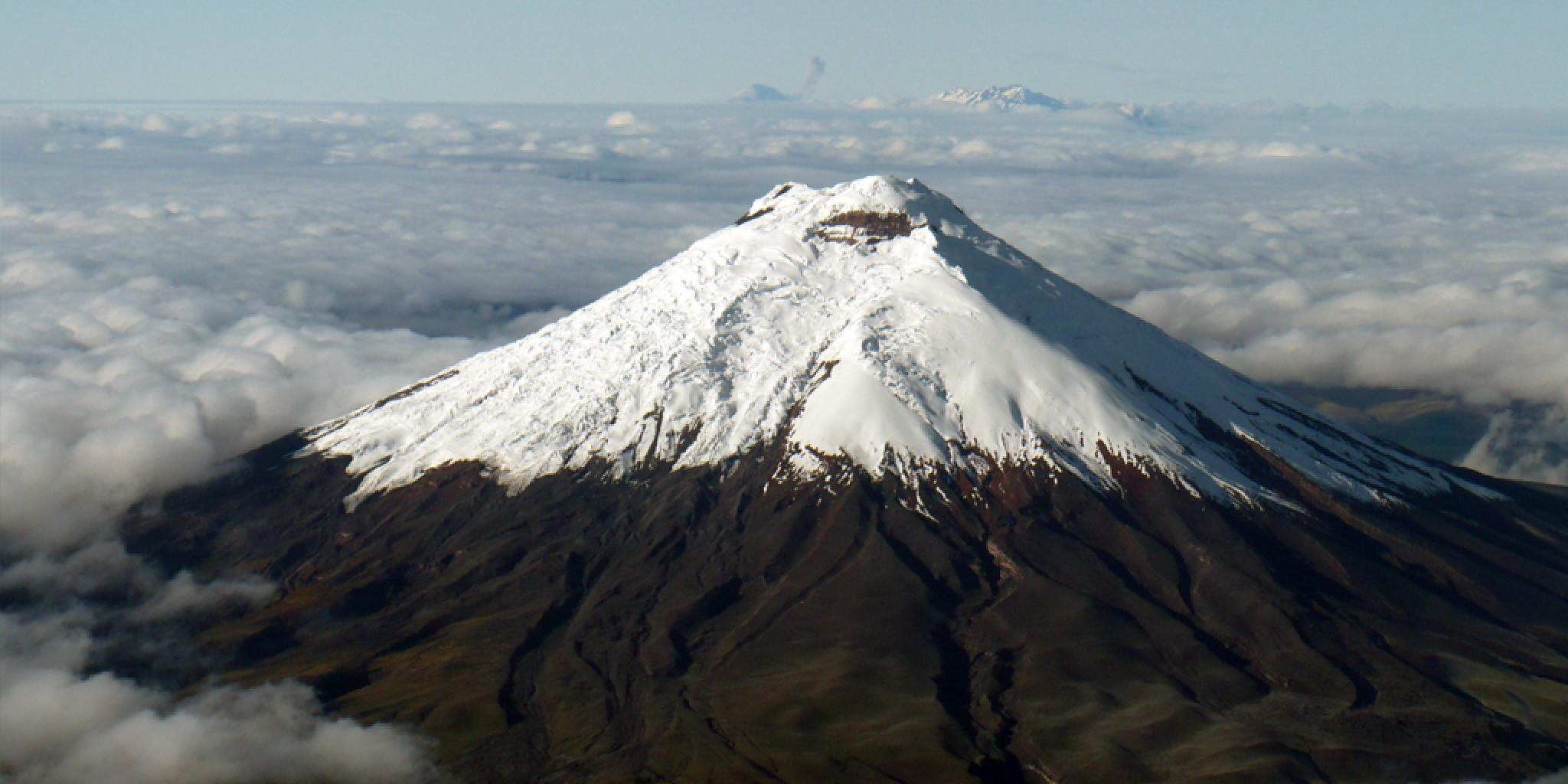 Cotopaxi Full-Day Tour