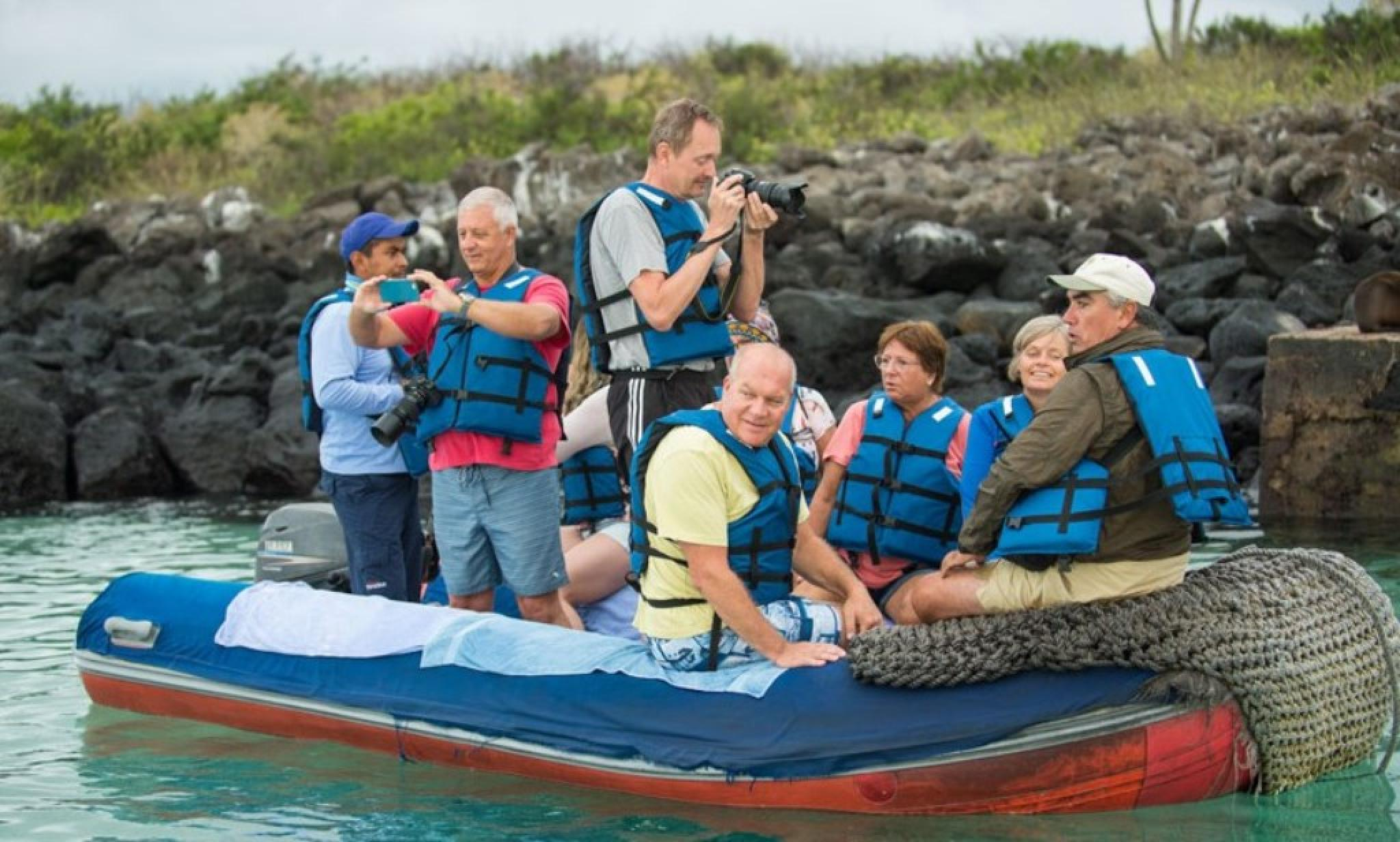 Natural Paradise Yacht - Royal Galapagos Cruises