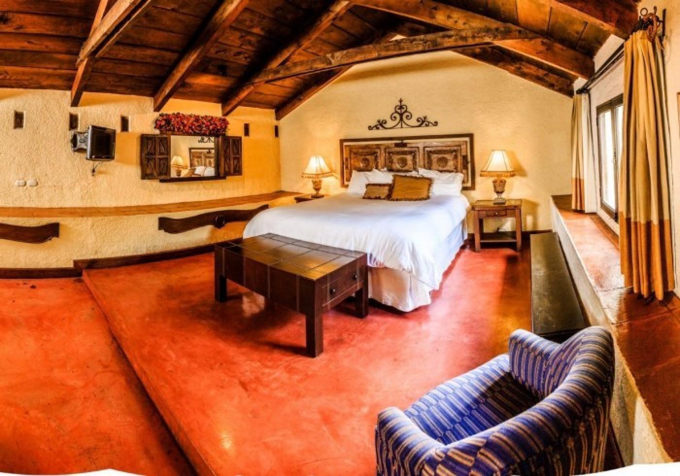 Hotel Lo De Bernal Bed and Breakfast
