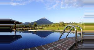 Costa Rica Arenal Manoa