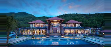 Vietnam Banyan Tree Resort