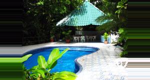 Costa Rica Hotel Mono Azul