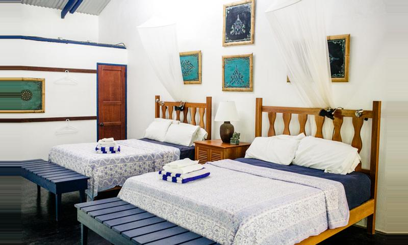 Blue Osa Rooms