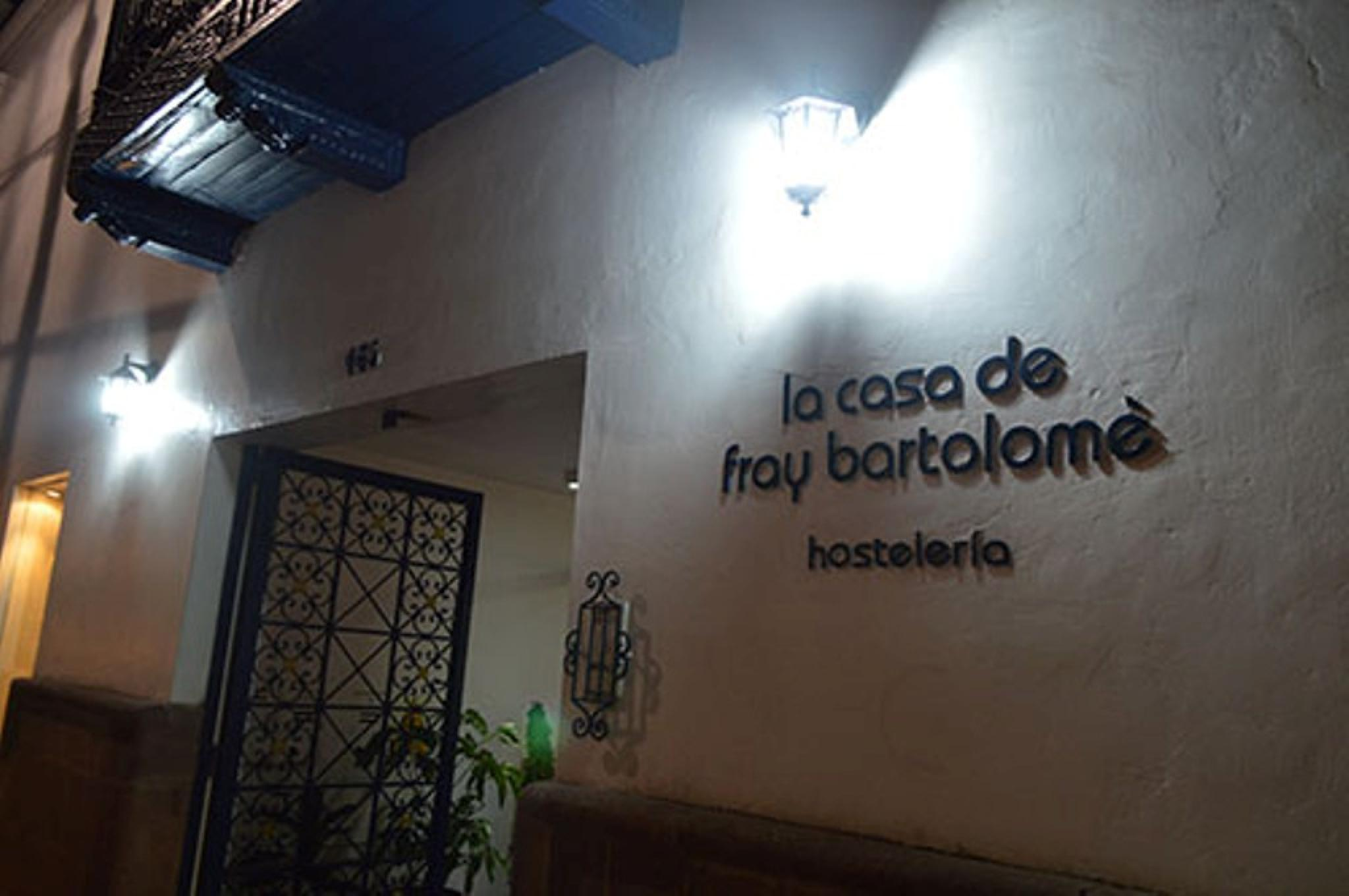 Casa de Fray Bartolome